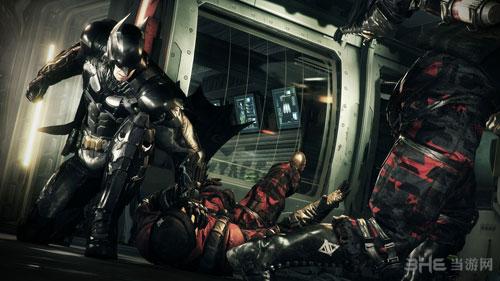 蝙蝠侠阿卡姆骑士截图4