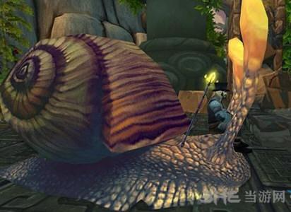 魔兽世界宠物世界任务蜗牛大战截图1