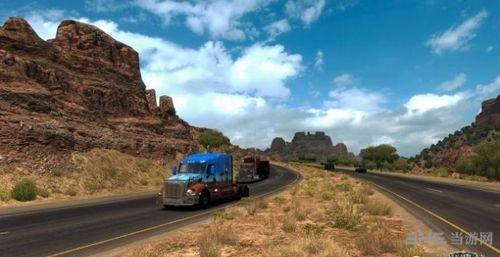 美国卡车模拟2图片1