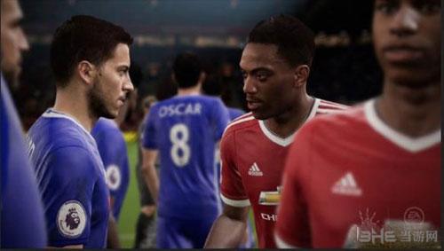 FIFA 17欧冠小组赛画面截图1