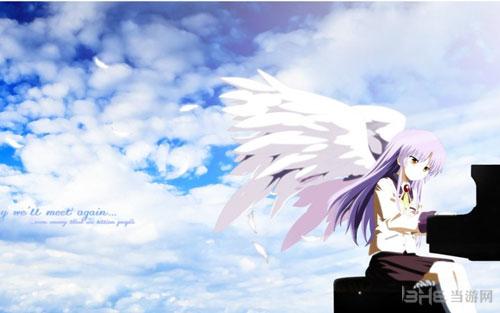 Angel beats画面截图1
