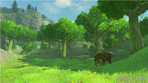塞尔达传说荒野之息截图3