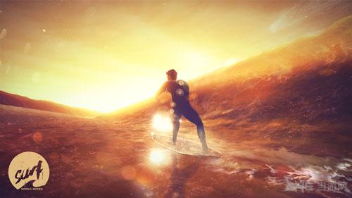 冲浪世界系列赛游戏图片1