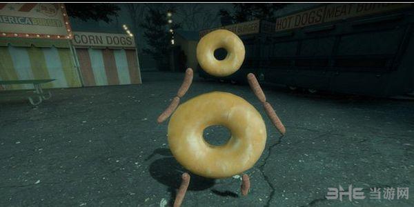 求生之路2麦当劳甜甜圈Boomer MOD截图0