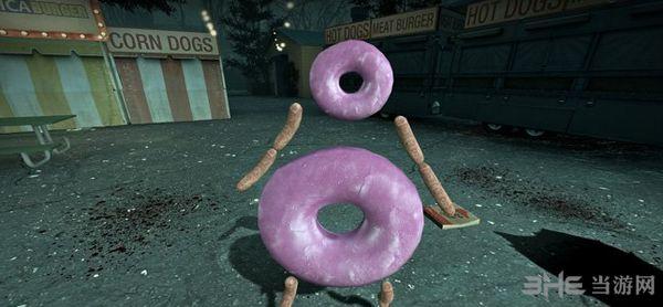 求生之路2麦当劳甜甜圈Boomer MOD截图1