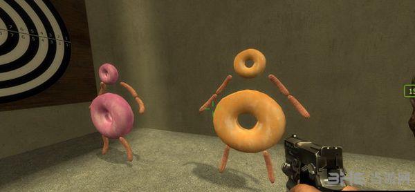 求生之路2麦当劳甜甜圈Boomer MOD截图2