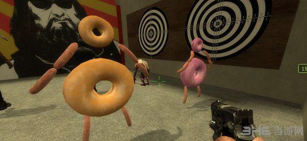 求生之路2麦当劳甜甜圈Boomer MOD截图3