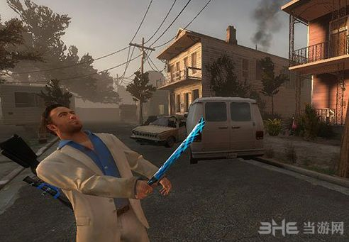 求生之路2蓝光砍刀MOD截图2