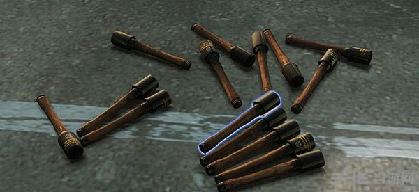 求生之路2 24型柄式手榴弹MOD截图2