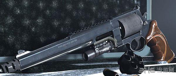 求生之路2杀戮空间2M500转轮手枪MOD截图1