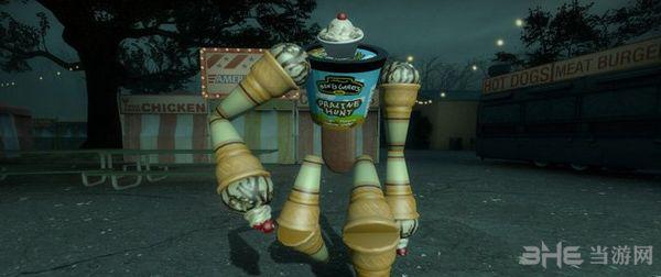 求生之路2麦当劳冰淇淋Charger MOD截图0