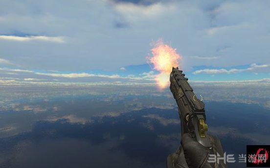 求生之路2黑色行动歼灭者步枪MOD截图1