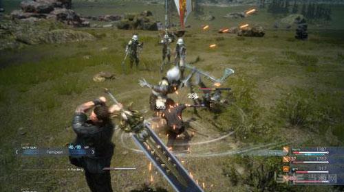 最终幻想15画面截图1