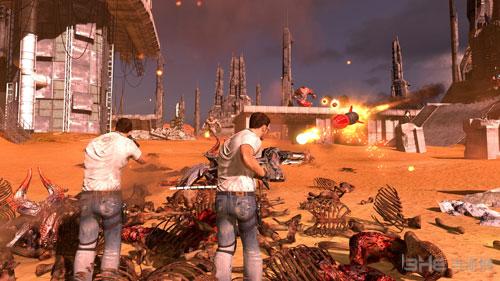 英雄萨姆VR最后的希望游戏截图2