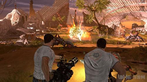 英雄萨姆VR最后的希望游戏截图3