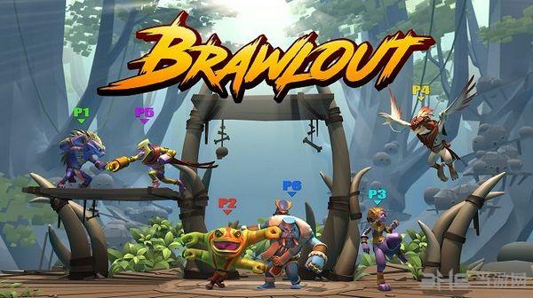 Brawlout截图1