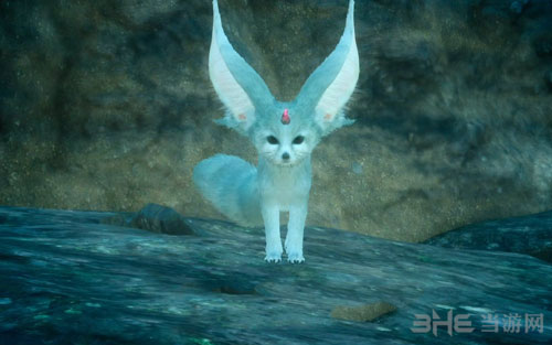 最终幻想15白色小狐狸截图
