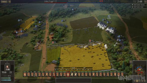 终极将军内战画面截图1
