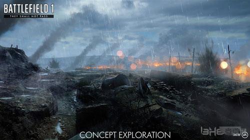 战地1凡尔登战役画面截图4