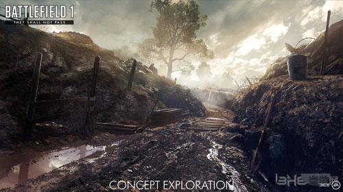 战地1凡尔登战役画面截图5