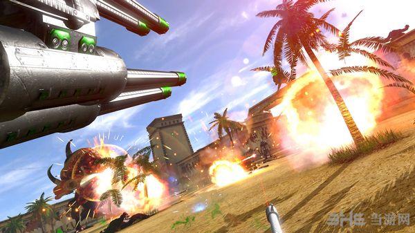 英雄萨姆VR首次出击截图2