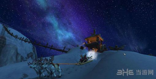 魔兽世界冬幕节冬天爷爷坐标位置截图2