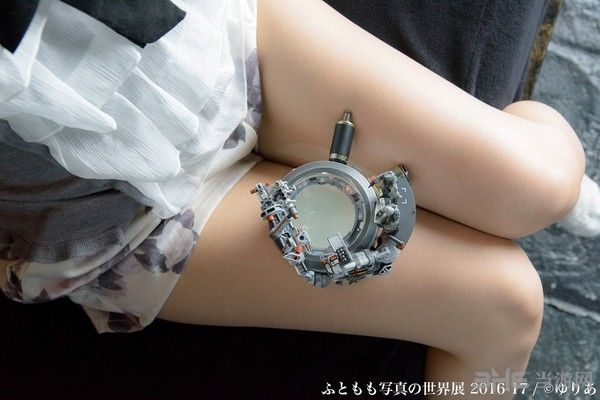 大腿写真展图片4