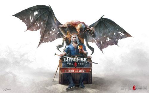 巫师3狂猎获奖图片3
