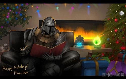 圣诞祝贺卡图4