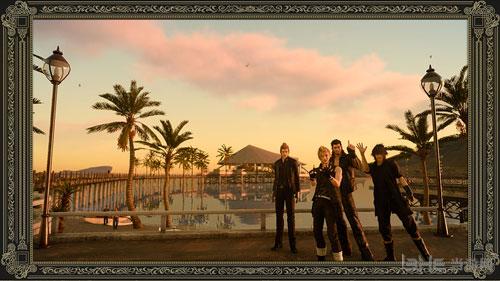 最终幻想15DLC假期包画面截图3