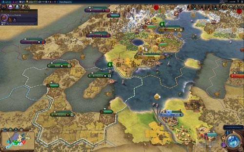 文明6波兰画面截图3