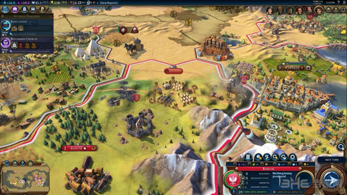 文明6波兰画面截图2