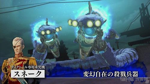 战场女武神:苍蓝革命画面截图3