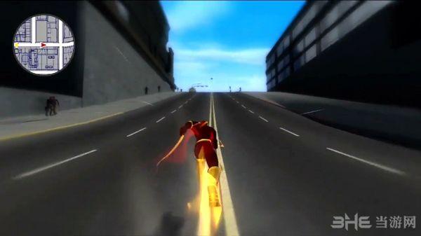 闪电侠游戏截图2
