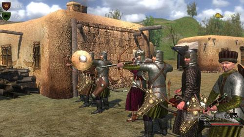 骑马与砍杀战团维京征服联机画面截图1