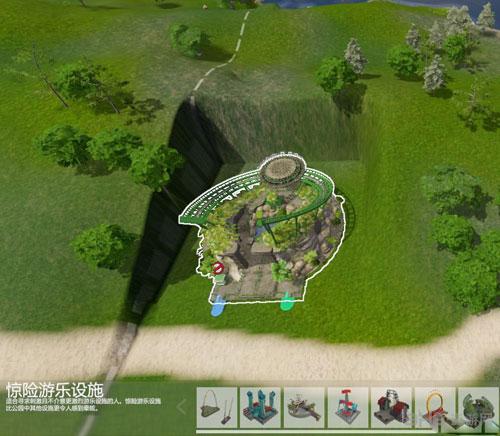 过山车大亨:世界画面截图3