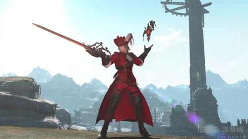 最终幻想14红莲解放者画面截图1