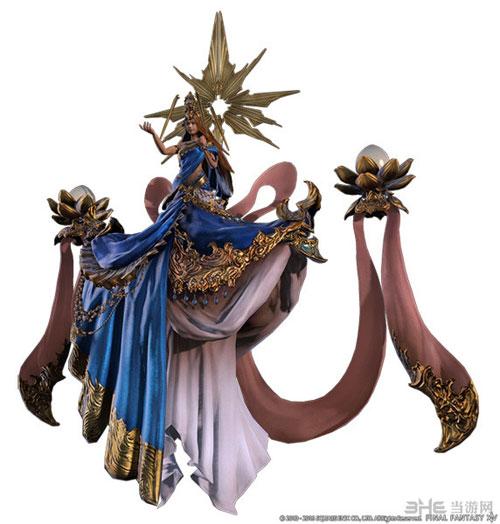 最终幻想14红莲解放者新蛮族截图2