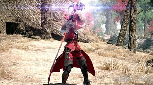 最终幻想14赤魔道士截图2