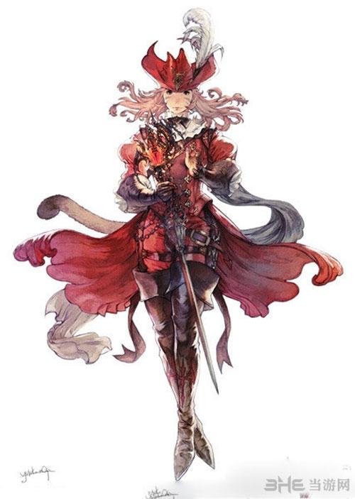 最终幻想14赤魔道士截图1