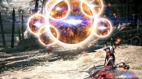 最终幻想14赤魔道士截图3