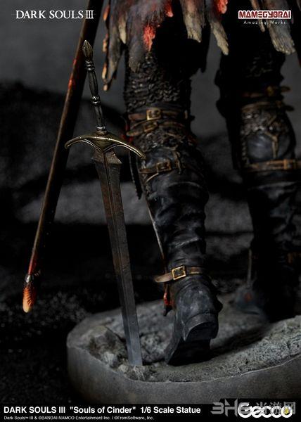 黑暗之魂3薪王化身手办图片3