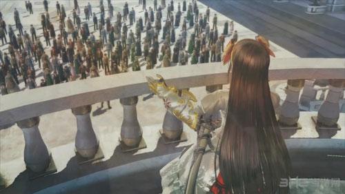 苍蓝革命女武神截图2