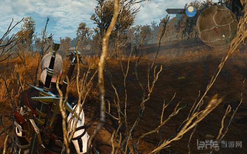 巫师3伸手不见五指任务画面截图1
