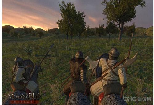 骑马与砍杀维京征服画面截图1