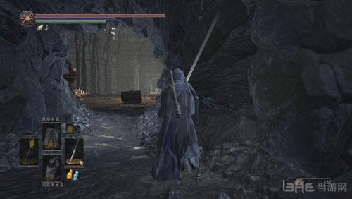 黑暗之魂3无主墓地画面截图2
