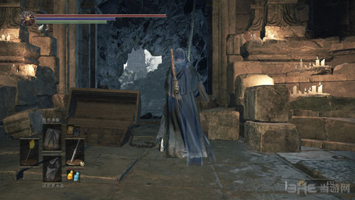 黑暗之魂3无主墓地画面截图5
