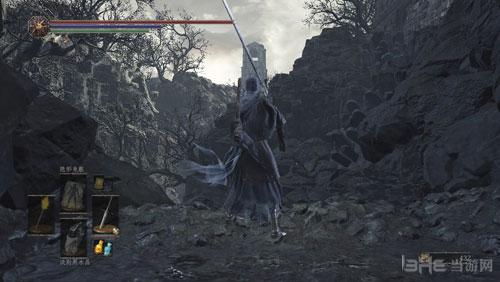 黑暗之魂3无主墓地画面截图3