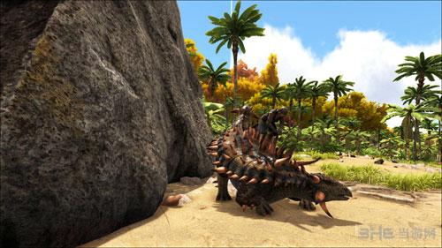 方舟生存进化ol速刷石头画面截图4