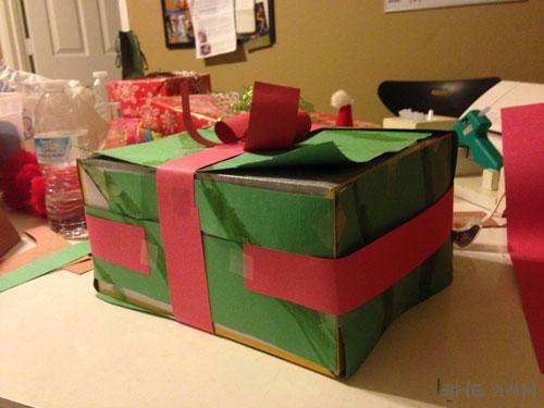 守望先锋圣诞补给箱画面截图1